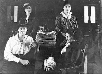 100 years since women's right to vote won in Manitoba