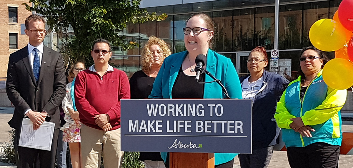 Labour Law Changes Make Life Better For Alberta Workers Canadian