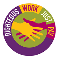 Button #1: Righteous Work – Just Pay