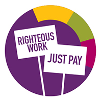 Button #3: Righteous Work – Just Pay