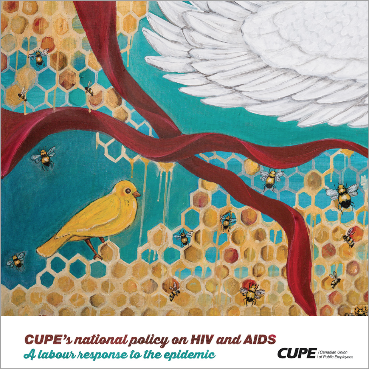 CUPE's National Policy on HIV and AIDS