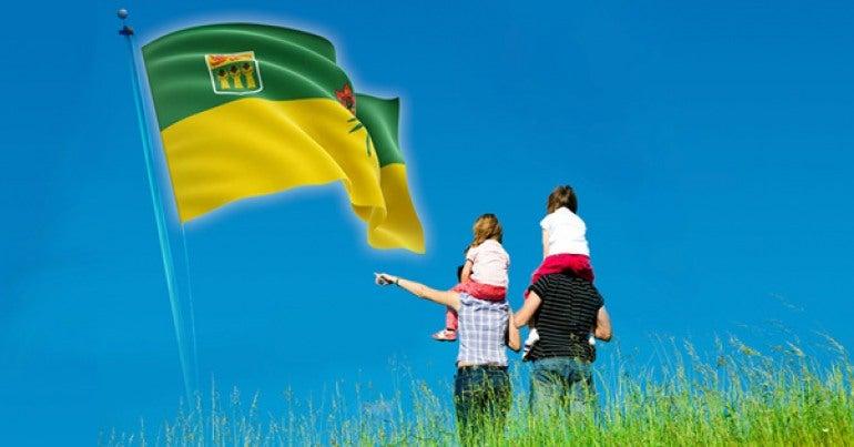 Own it! Saskatchewan belongs to everyone