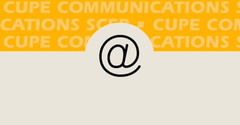 Send better email - Resources for communicators