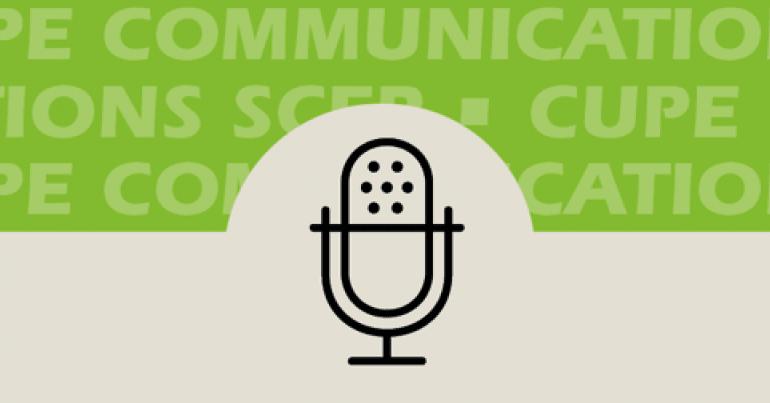 Banner: Resources for communicators
