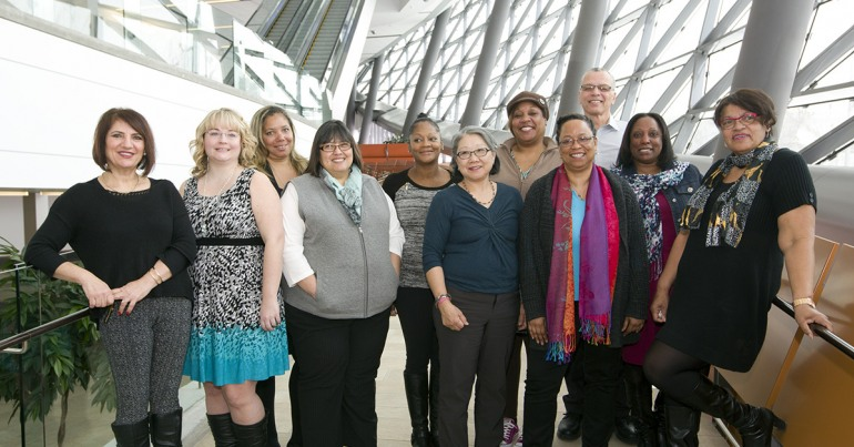 Group photo: National Rainbow Committee 2016