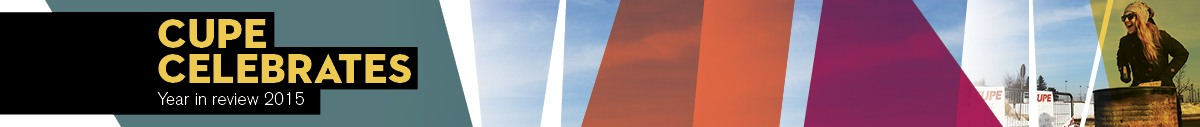 Celebrates 2015: Our annual report