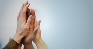Human Rights Hands