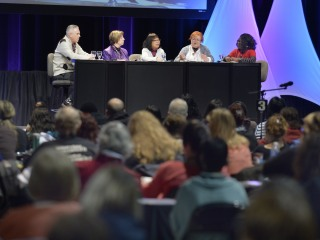 Panel discussion: Equality wins at the bargaining table