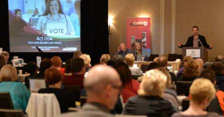 CUPE Alberta convention