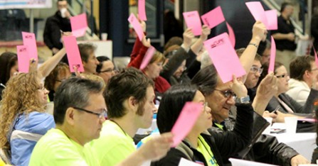 CUPE Manitoba Convention