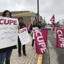 CUPE Local 8600 fights back against cuts to northern health care