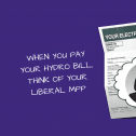 Keep Hydro Public campaign banner