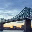 Montreal's Jacques Cartier Bridge