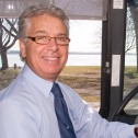 Municipal transit driver