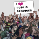 I <3 public services